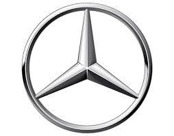 logo Mercedec thể hiện sự sang trọng