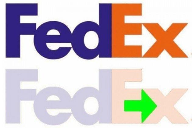 thiết kế logo FedEx đặc biệt