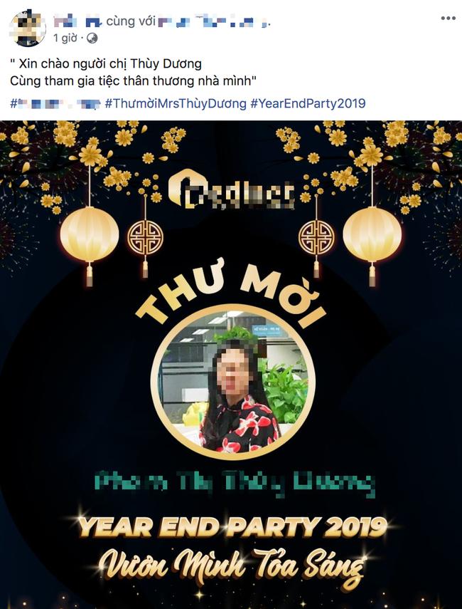 Sếp làm thơ trên Facebook mời nhân viên đến tiệc cuối năm, đúng là đã hài hước lại còn có tâm! - Ảnh 1.