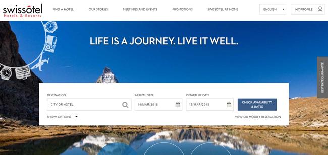 thiết kế website khách sạn đẹp