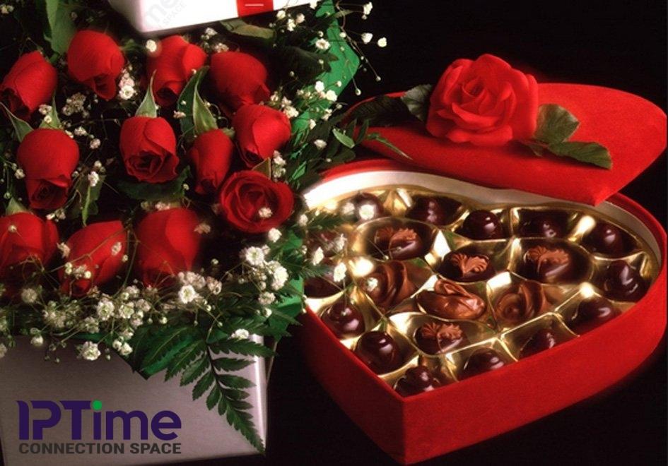 Cộng đồng mạng - Tặng hoa hồng trong ngày Valentine 14/2 có từ lúc nào?