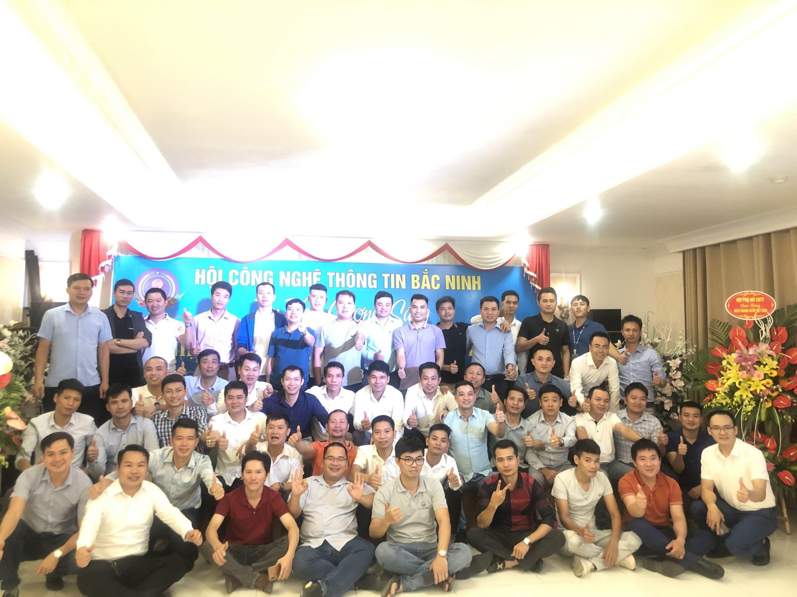 hội công nghệ thông tin Bắc Ninh ngày doanh nhân việt nam