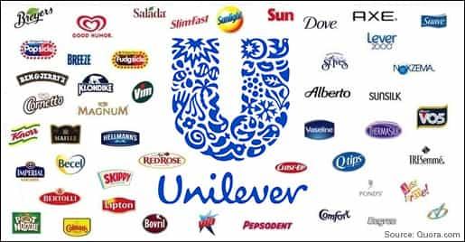 Logo Unilever – Biểu tượng của sáng tạo và sự gắn kết