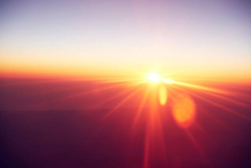 hình ảnh nắng đẹp ấn tượng