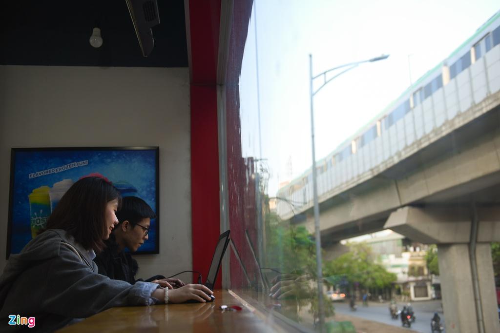 chay thu duong sat Cat Linh, duong sat tren cao, van hanh thu duong sat Cat Linh - Ha Dong anh 3