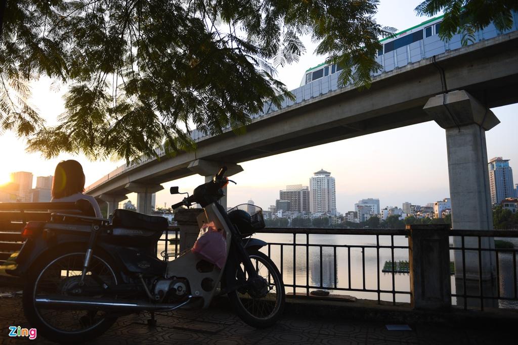 chay thu duong sat Cat Linh, duong sat tren cao, van hanh thu duong sat Cat Linh - Ha Dong anh 5