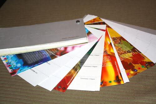 các loại giấy trong in ấn - giấy crytal