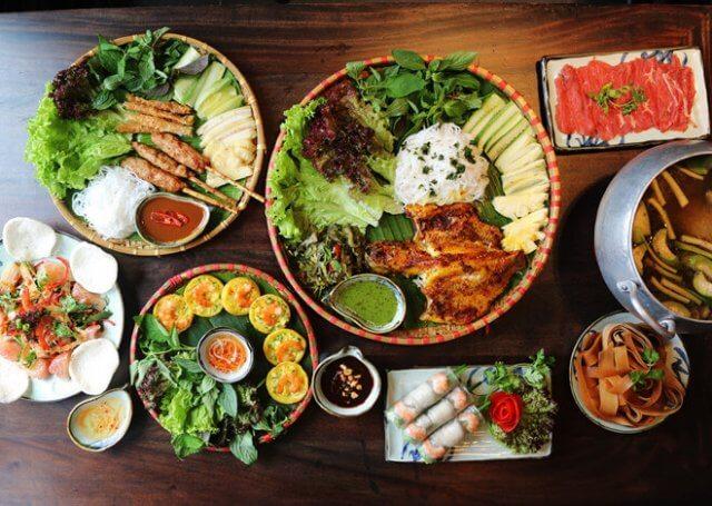 Đặc Sản Các Tỉnh Miền Nam - Bàn Chân Việt Đặc sản các tỉnh miền Nam