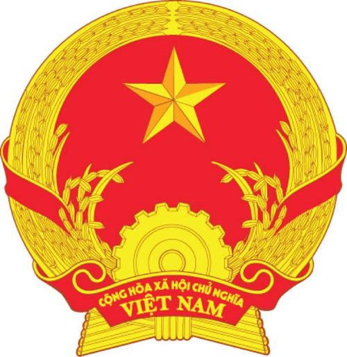 Quốc huy Việt Nam ngày ấy và bây giờ - ảnh 1