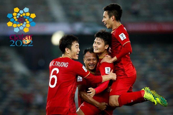 lich thi dau vong loai world cup 2022, dt viet nam