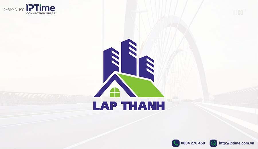 thiết kế logo ngành xây dựng